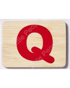 EverEarth Personalised Train Letter Q Kids Pretend Play