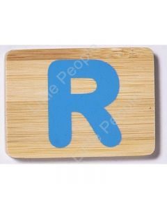 EverEarth Personalised Train Letter R Kids Pretend Play