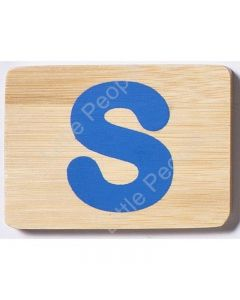 EverEarth Personalised Train Letter S Kids Pretend Play