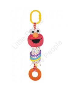 Sesame Street - ELMO ACTIVITY TEETHER NEW BABY TOY