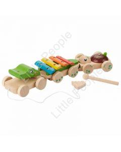 EverEarth Musical Crocodile Kids Pretend Play Eco-Friendly