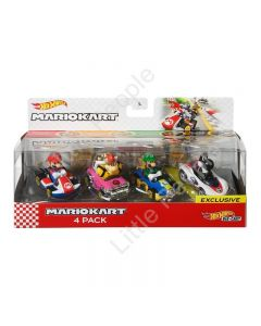 Hot Wheels Mario Kart 1:64 Diecast Bundle