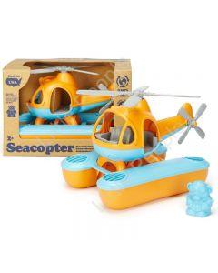 Eco Friendly Green Toys Seacopter Orange