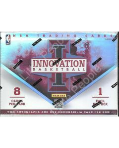 2012-13 Panini Innovation Factory Sealed Basketball Hobby Box last one BN Sealed