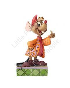 Jim Shore JAQ PERSONALITY POSE Figurine 4059738 Disney Traditions