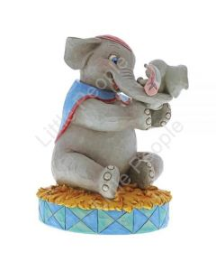 Jim Shore A MOTHER'S UNCONDITIONAL LOVE Figurine Disney Traditions