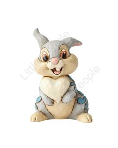 JIM SHORE DISNEY TRADITIONS Mini Figurine Bambi Thumper