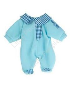 Miniland - Baby Doll Blue Romper 40cm to 42cm Dolls