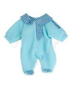 Miniland - Baby Doll Blue Romper 40cm to 42cm Dolls