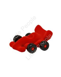 Rubbabu Red modena racecar Infant Pretend Play