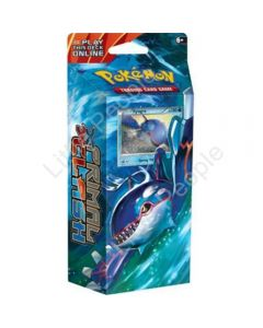 Pokemon XY Primal Clash Ocean's Core Theme Deck [Kyogre]