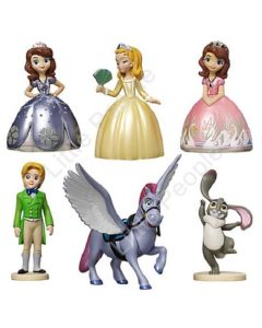 Disney Playset Caketoppers - Princess Sophia