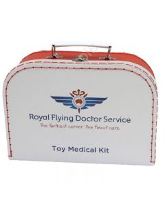 ROYAL FLYING DOCTORS OFFICIAL TOY MEDICAL KIT  CARRY CASE