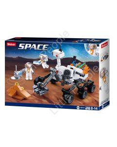 Compatible Building Blocks Bicks Set - Sluban B0733 Space Rover - 288 Pc