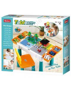 Sluban Compatible Building Blocks  9 IN 1 TABLE B0788