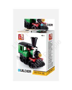 Sluban Compatible Building Blocks Bicks Set - Sluban BUILDER TRAIN B0598B