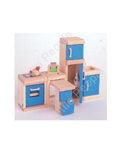 Plan Toys -Wooden Kitchen Set Neo