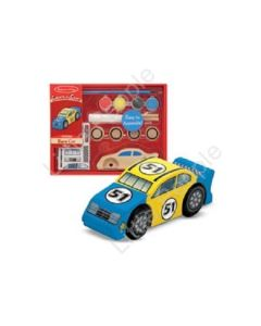Melissa and Doug Design Your Own Race Car