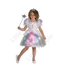 Twinklers - RAINBOW BALLERINA COSTUME Toddler size