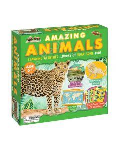 AMAZING ACTIVITY SET:ANIMALS