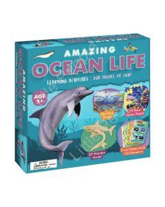 AMAZING ACTIVITY SET: OCEAN LIFE