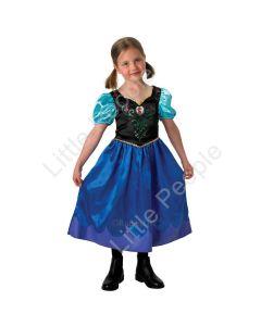 Disney Frozen - Anna Classic Costume - (889543)  Size 3-4