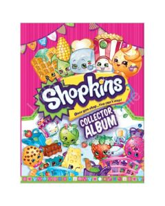 Shopkins Trading Card Collector Album NEW SEALED rare