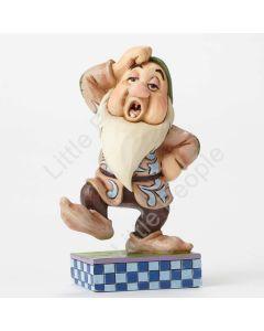 Jim Shore Sleepy Slide Figurine Disney Traditions