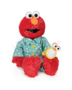 SESAME STREET  BEDTIME ELMO GLOW IN THE DARK