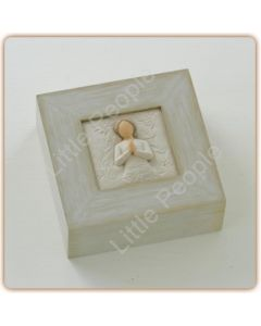 Willow Tree - Figurine A Tree A Prayer Memory Box Collectable Gift