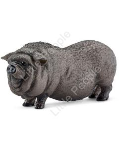Schleich - Pot-Bellied Pig - RETIRED