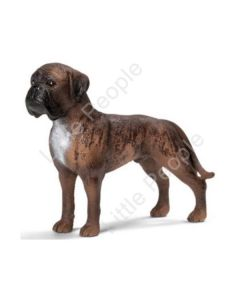 Schleich - Boxer, Male (with Tag!) Figurine Figure Farm Animal Toy