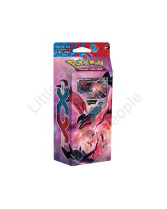 POKEMON TCG XY Theme Deck YVELTAL Collectible Trading Cards KIDS TOY Rare