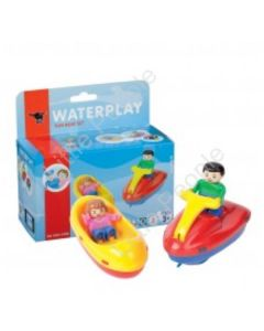 BIG-Waterplay Fun  Boat-Set