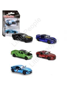 MAJORETTE Limited Edition 3,Assorted Vehicles x 5